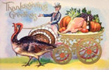 Vintage American Thanksgiving Graphics